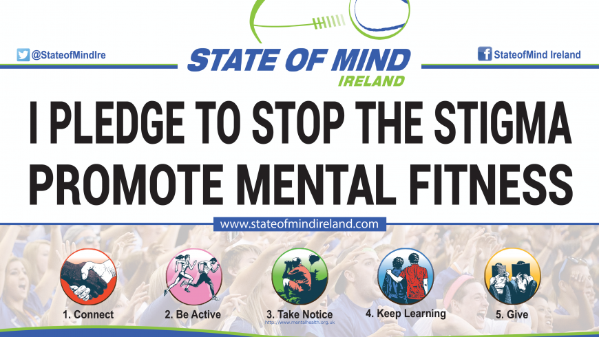 State of Mind Ireland Pledge 2015